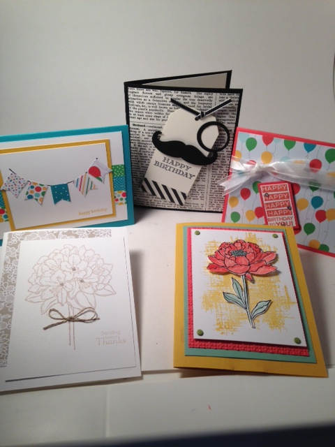 cards for stamp case